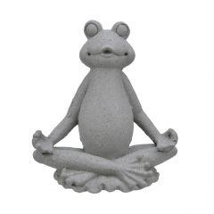 Stor Sittende Frosk