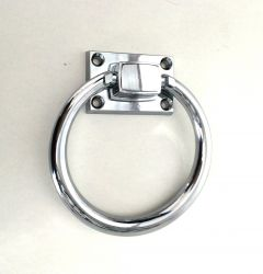 Dekorativ Crome Ring