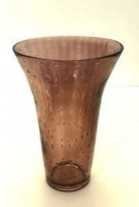 Nydelig Tung Glassvase