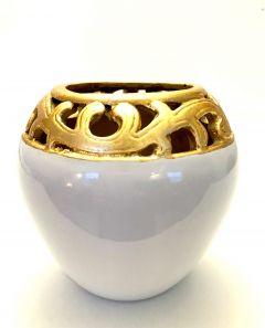 Vakker Rund Vase