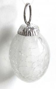 4 Pk Frostede Lekre Glass Kuler