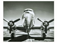 Flott Nostalgisk Flybilde