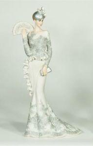 Gatsby - Diana Hvit