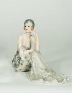 Gatsby - Marlen Sølvhvit