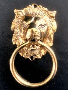Rex Løvehåndtak - Gull