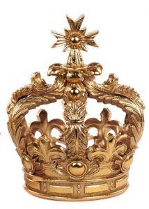 Fantastisk Vakker Gull Kongekrone