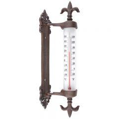 Lekkert Termometer Med Fransk Lilje